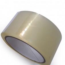 Banda adeziva acrilica, 48mm x 66y, 6 buc/set, TRANSPARENTA